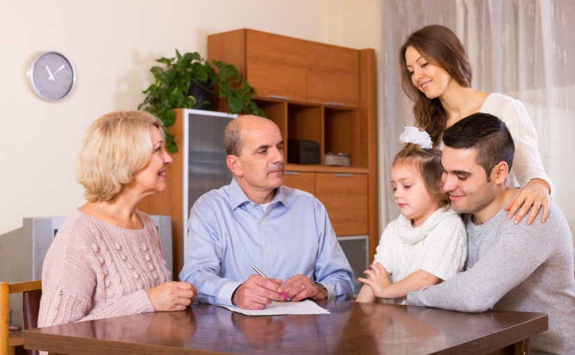 What is a Family Guarantee Loan